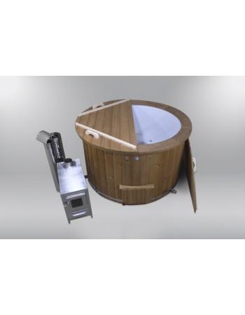 Jaukus ir komfortiškas stiklo audinio kubilas 160cm