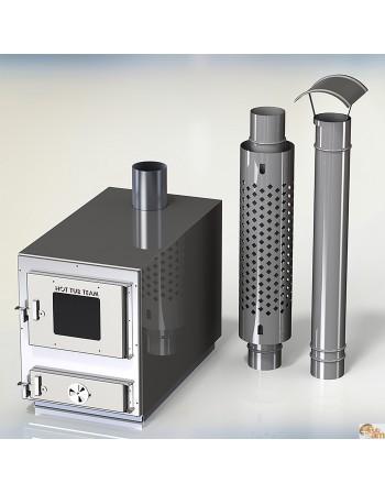 KLaL 90 - 01 алюминиевая печь с наружняя