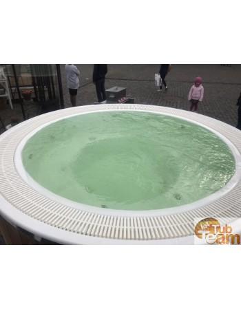 Гидромассажная купель с переливной системой воды !!!
