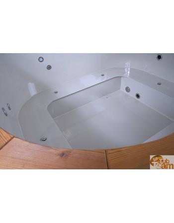 СПА массажный бассейн
