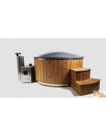 Hot tub team Fiberglass