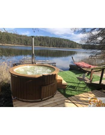Гидромассажная ванна для кемпинга 6-10 человек