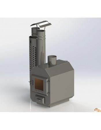 Печь из нержавеющей стали MK 525